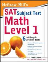 McGraw-Hill's SAT Subject Test Math...