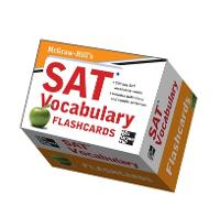 McGraw-Hill's SAT Vocabulary Flashcards