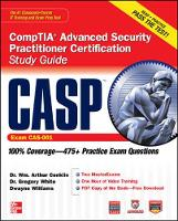 CASP CompTIA Advanced Security...