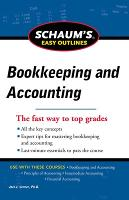 Schaum's Easy Outline of Bookkeeping...