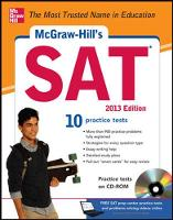 McGraw-Hill's SAT with CD-ROM: 2013