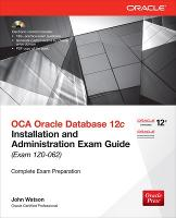 OCA Oracle Database 12c Installation...