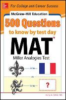 McGraw-Hill Education 500 MAT...