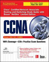 CCNA Routing and Switching ICND2 ...
