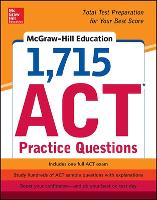 McGraw-Hill Education 1,715 ACT...