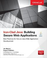 Iron-Clad Java: Building Secure Web...