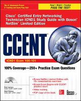 CCENT Cisco Certified Entry ...