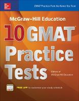 McGraw-Hill Education 10 GMAT ...