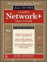 CompTIA Network+ All-in-One Exam Guide