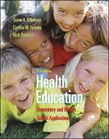 Health Education: Elementary and...
