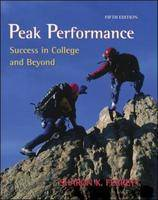 Peak Performance: Success in College...