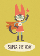 Paper And Cloth Super Birthday