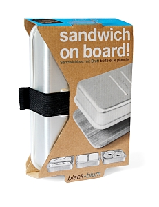 Sandwich Box Stainless Steel With...