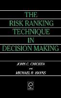 The Risk Ranking Technique in ...