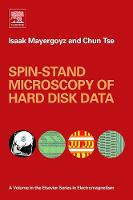 Spin-stand Microscopy of Hard Disk Data