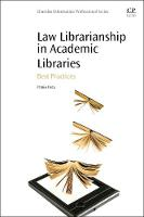 Law Librarianship in Academic...
