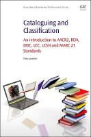 Cataloguing and Classification: An...