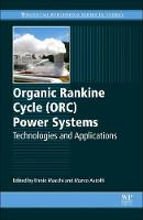 Organic Rankine Cycle (ORC) Power...