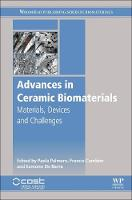 Advances in Ceramic Biomaterials:...