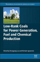 Low-rank Coals for Power Generation,...