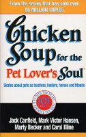 Chicken Soup for the Pet Lover's ...