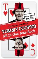 Tommy Cooper All in One Joke Book:...
