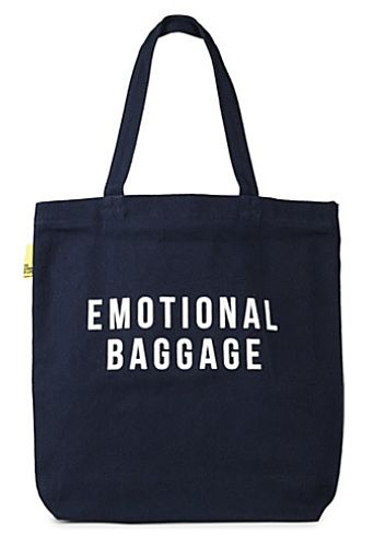 School of Life Emotional Baggage Tote...