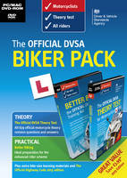 The Official DVSA Biker Pack: 2015