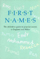 First Names: The Definitive Guide to...