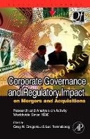 Corporate Governance and Regulatory...