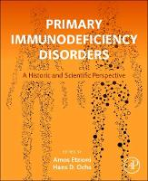 Primary Immunodeficiency Disorders: A...
