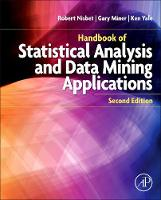 Handbook of Statistical Analysis and...