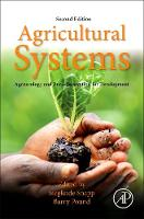 Agricultural Systems: Agroecology and...