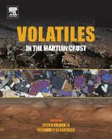 Volatiles in the Martian Crust