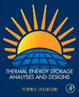 Thermal Energy Storage Analyses and...