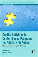 Quality Activities in Center-Based...