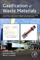 Gasification of Waste Materials:...