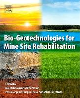Bio-Geotechnologies for Mine Site...