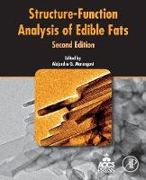 Structure-Function Analysis of Edible...