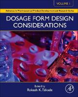 Dosage Form Design Considerations:...