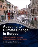 Adapting to Climate Change in Europe:...