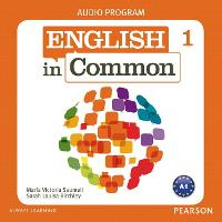 English in Common 1 Class Audio CDs
