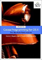 Cocoa Programming for OS X: The Big...