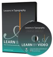 Lessons in Typography Learn by Video