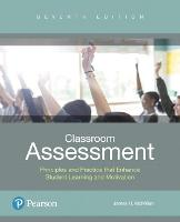 Classroom Assessment: Principles and...