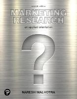Marketing Research: An Applied...
