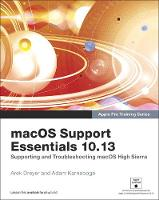macOS Support Essentials 10.13 - ...