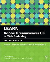 Learn Adobe Dreamweaver CC for Web...