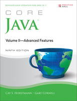 Core Java: Volume II : Advanced Features