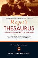 Roget's Thesaurus of English Words ...